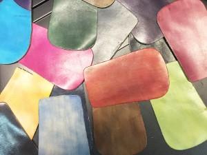 Élaboration des couleurs
